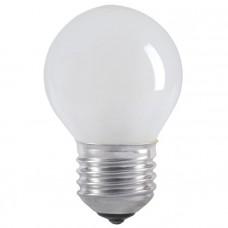Лампа накаливания G45 шар матов. 40Вт E27 IEK LN-G45-40-E27-FR