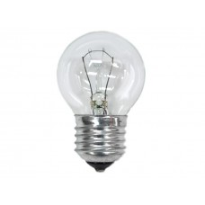 Лампа накаливания G45 шар прозр. 60Вт E27 IEK LN-G45-60-E27-CL