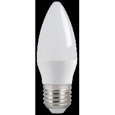 Лампа светодиодная ECO C35 свеча 5Вт 230В 3000К E27 IEK LLE-C35-5-230-30-E27