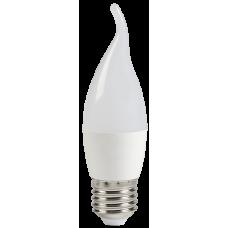 Лампа светодиодная ECO CB35 свеча на ветру 7Вт 230В 3000К E27 IEK LLE-CB35-7-230-30-E27