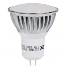 Лампа светодиодная ECO MR16 софит 3Вт 230В 3000К GU5.3 IEK LLE-MR16-3-230-30-GU5