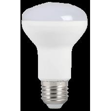 Лампа светодиодная ECO R63 рефлектор 8Вт 230В 3000К E27 IEK LLE-R63-8-230-30-E27