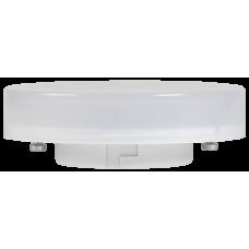 Лампа светодиодная ECO T75 таблетка 6Вт 230В 3000К GX53 IEK LLE-T80-6-230-30-GX53