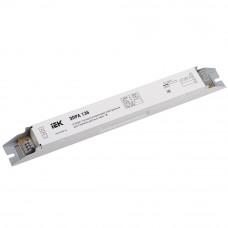 ЭПРА 118 для линейных ЛЛ Т8 IEK LLV118D-EBFL-1-18