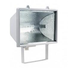 Прожектор ИО1500 галогенный  белый IP54  ИЭК LPI01-1-1500-K01