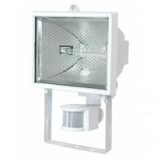Прожектор ИО500Д(детектор) галоген.белый IP54  ИЭК LPI02-1-0500-K01