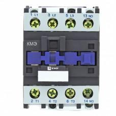 Контактор КМЭ малогабаритный 25А 230В 1NO EKF Basic ctr-s-25-230-basic