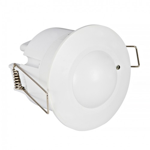 Микроволновый датчик движения бел. 1200Вт 360гр. до 8м IP20 MW-701 EKF PROxima dd-mw-701