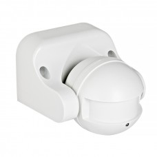 Микроволновый датчик движения бел. 1200Вт 180гр. до 15м IP44 MW-702 EKF PROxima dd-mw-702
