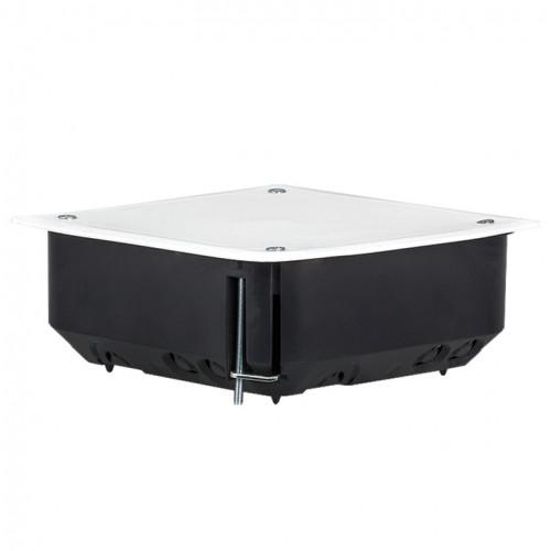 Коробка распаячная  КМП-020-008 для полых стен (115х115х45) с металлическими лапками IP20 EKF PROxima plc-kmp-020-008