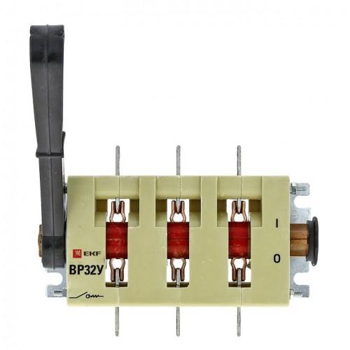 Выключатель-разъединитель ВР32У-39А71220 630А 2 направ.с д/г камерами несъемная левая/правая рукоятка MAXima EKF PROxima uvr32-39a71220