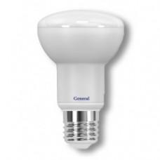 Лампа светодиодная GLDEN-R63-8-230-E27-4500 651000