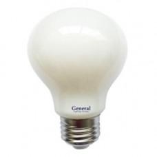 Лампа светодиодная GLDEN-A60S-M-13-230-E27-4500  1/10/100 649939