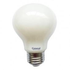 Лампа светодиодная GLDEN-A60S-M-8-230-E27-4500  1/10/100 649933
