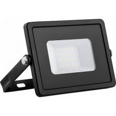 LL-920 Прожектор 2835 SMD 30W 4000K IP65  AC220V/50Hz, черный  с матовым стеклом  132*153*27 мм 29495