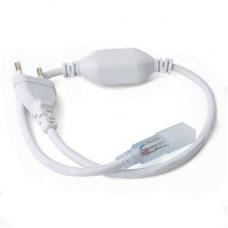 Шнур питания с вилкой G-5050-P-IP67 уп. по 1шт (для ленты 5050 и 5730) 5216