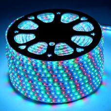 GLS-5050-60-14.4-220-IP67-RGB катушка 50м светодиодная лента 5052