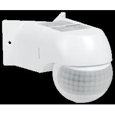 Датчик движения ДД 016 белый 800Вт 180гр 12м IP44 IEK LDD11-016-800-001