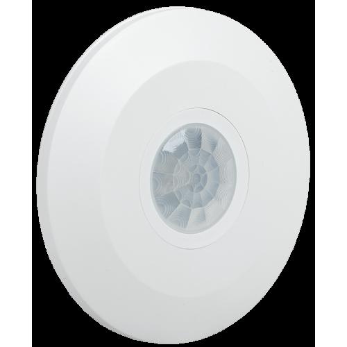 Датчик движения ДД 026 белый 2000Вт 360гр 6м IP20 IEK LDD11-026-2000-001