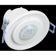 Датчик движения ДД 401 белый 800Вт 360гр 8м IP20 IEK LDD11-401-800-001