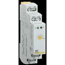 Реле уровня ORL 24-240 В AC/DC IEK ORL-01-ACDC24-240V
