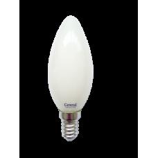 Лампа светодиодная GLDEN-CS-M-8-230-E14-2700 649992