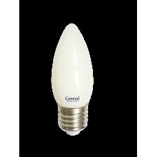 Лампа светодиодная GLDEN-CS-M-7-230-E27-4500 649951