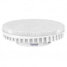 Лампа светодиодная GLDEN-GX53-9-230-GX53-6500 642900