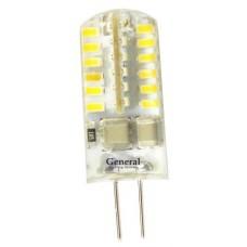 Лампа светодиодная GLDEN-G4-3-S-220-4500 5/100/500 651300