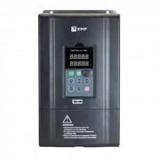 Преобразователь частоты 30/37кВт 3х400В VECTOR-100 EKF PROxima VT100-030-3