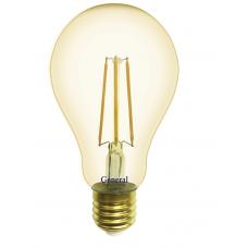 Лампа светодиодная GLDEN-A75S-10-230-E27-2700 Золотая 655317