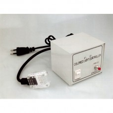LD120 Контроллер электр. 100м 4W для квадр. дюралайта LED-F4W со светодиодами (шнур 0,7м) 26087