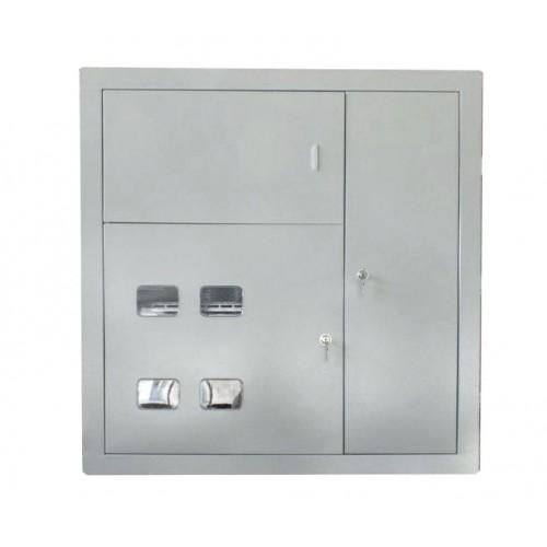 Щит этажный ЩЭ 4 кв. (1000х950х140) IP31 EKF Basic mb08-v-4-bas