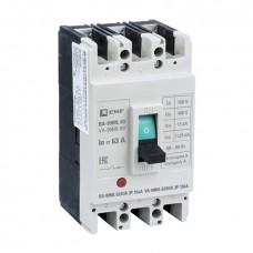 Автоматический выключатель ВА-99МL 63/63А 3P 15кА EKF mccb99-63-63mI