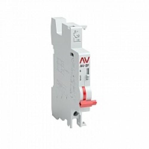 Выключатель автоматический AV-6 1P 50A (C) 6kA EKF AVERES mcb6-1-50C-av