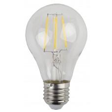 Лампа светодиодная ЭРА F-LED А60-5w-827-E27 Б0019010
