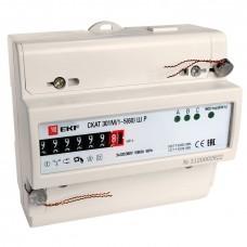 Счетчик электрической энергии СКАТ 301М/1 - 5(60) Ш Р EKF PROxima 30102P