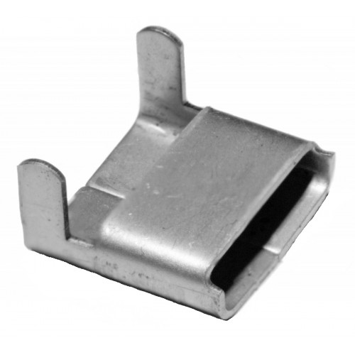 Скрепа для ленты NC20 без зубьев (100шт.) EKF nc-20