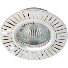 Светильник GS-M389S MR16 50W G5.3 серебро 28950