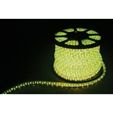 Дюралайт LED 2WAY 13мм верт. лимонный (36led/m) светодиодный 26206