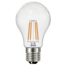 Лампа светодиодная GLDEN-A60S-13-230-E27-2700 1/10/100 645900