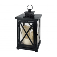 48594 Светильник на солнечной батарее, 3x0,06W(LED), черный 48594