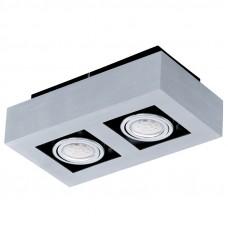 91353 Светодиодный светильник накладной LOKE 1, 2X3W (LED), IP20 91353