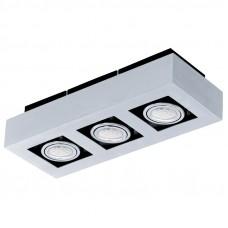 91354 Светодиодный светильник накладной LOKE 1, 3X3W (LED), IP20 91354