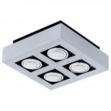 91355 Светодиодный светильник накладной LOKE 1, 4X3W (LED), IP20 91355