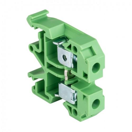 Колодка клеммная JXB-10/35 зеленая EKF PROxima plc-jxb-10/35gn