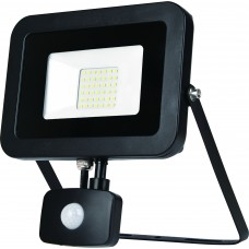 Прожектор ЭРА LPR-50-4000К-М-SEN SMD Eco Slim Б0029435