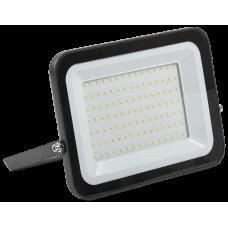 Прожектор СДО 06-100 светодиодный черный IP65 6500 K IEK LPDO601-100-65-K02
