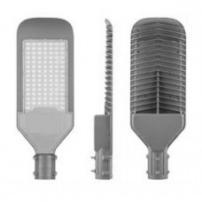 SP2922 уличный 50LED*50W - 6400K  AC230V/ 50Hz цвет серый ,408*164*53 (IP65) 32214