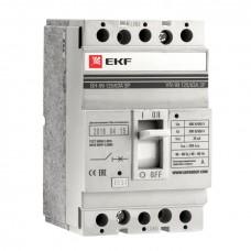 Выключатель нагрузки ВН-99 250/250А 3P EKF PROxima sl99-250-250